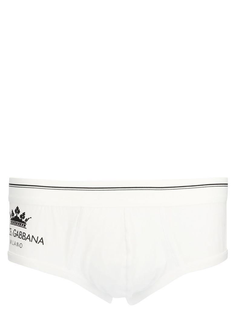 Dolce & Gabbana Boxer - White