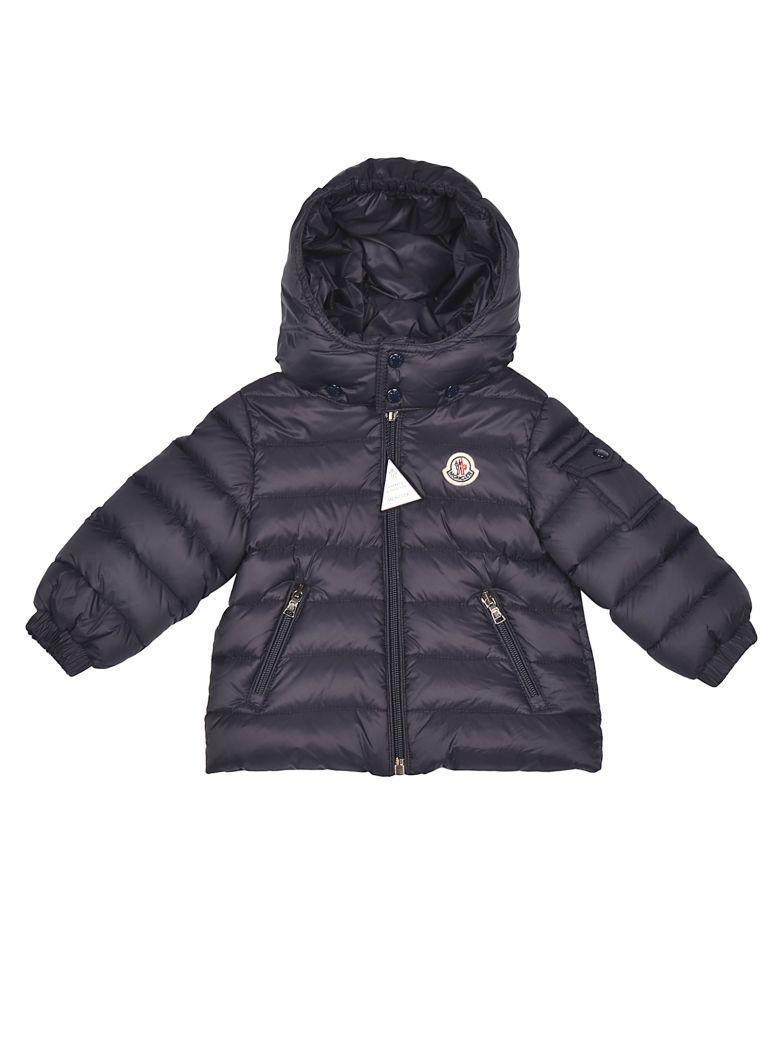 Moncler Babies' Jules Down Jacket In Blue