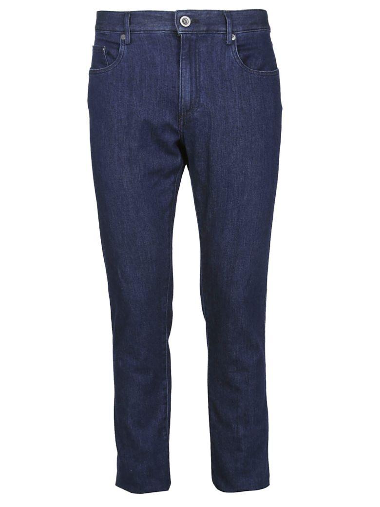 Paul&Shark Five Pocket Jeans - Blue