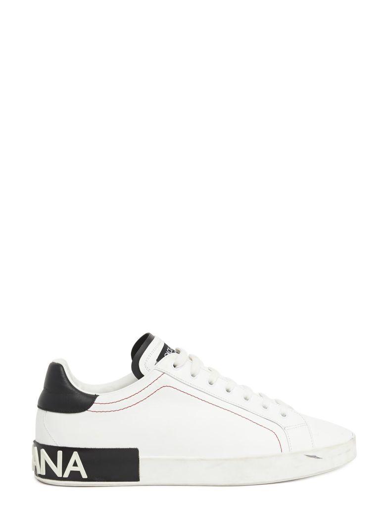 Dolce & Gabbana 'portofino' Shoes - White