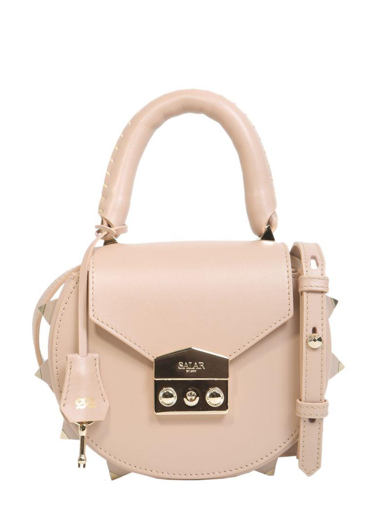 Salar Mimi Crossbody Bag - NUDE