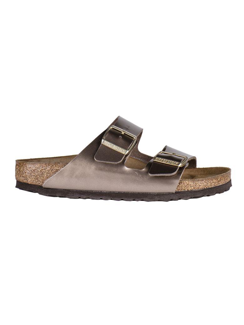 Birkenstock Double Strap Sandals - Beige