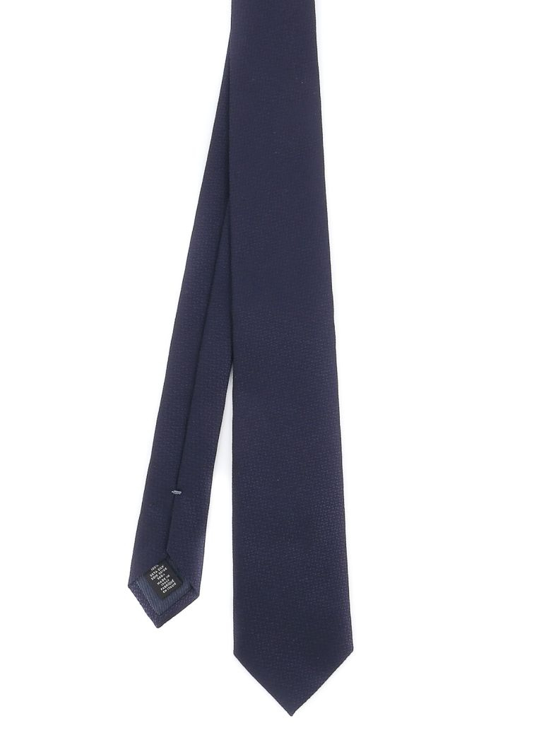 Ermenegildo Zegna Silk - E Blue