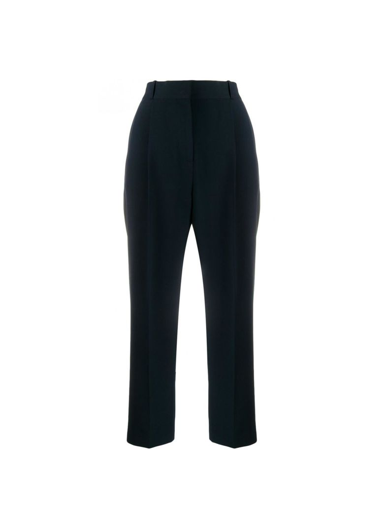 See by Chloé See By Chloè Cropped Trousers - Blu