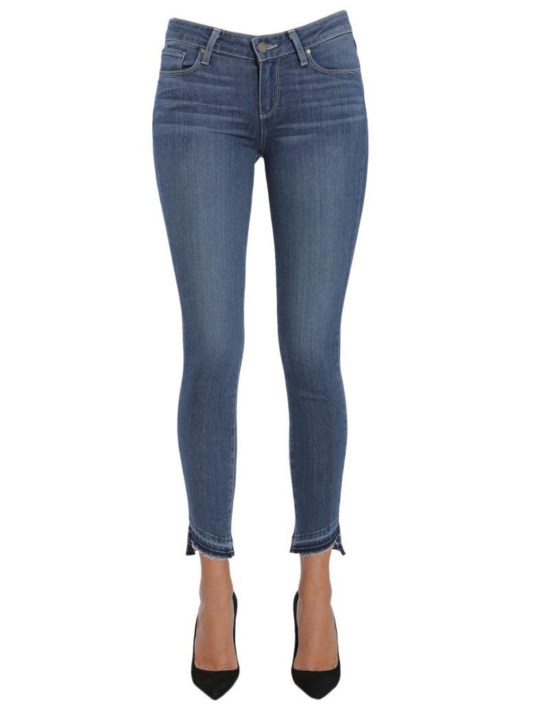 Paige Verdugo Ankle Jeans - BLU