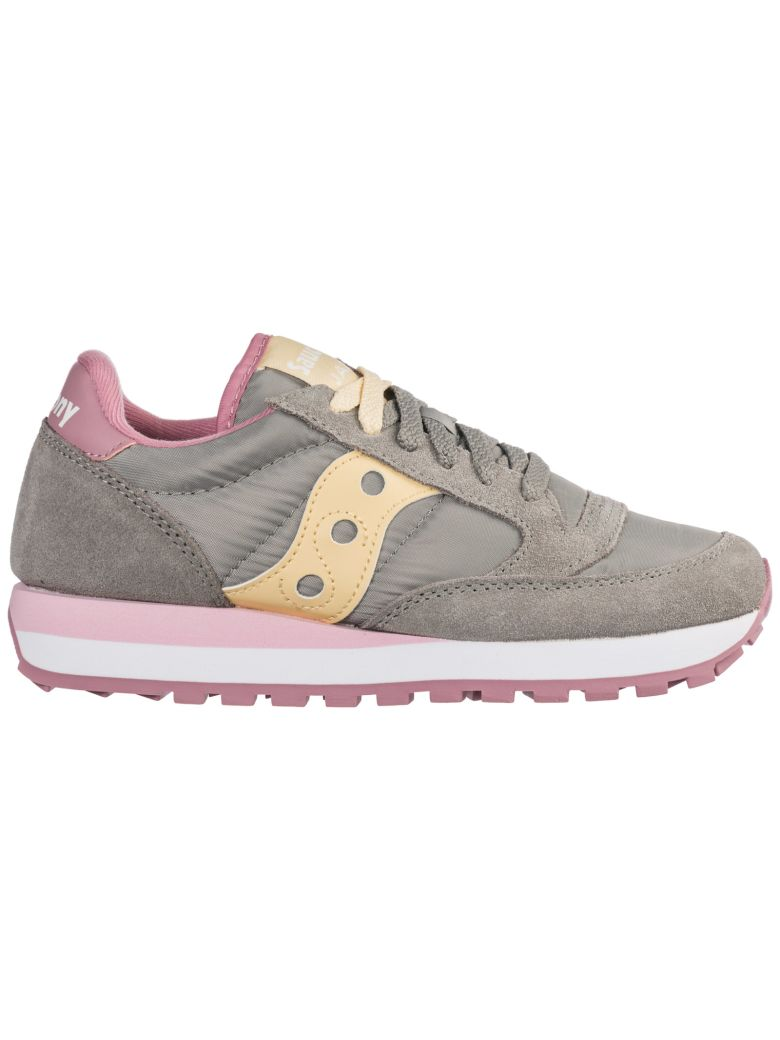 Saucony  Shoes Suede Trainers Sneakers Jazz O - Gray