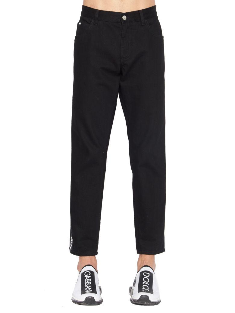 Dolce & Gabbana Jeans - Black
