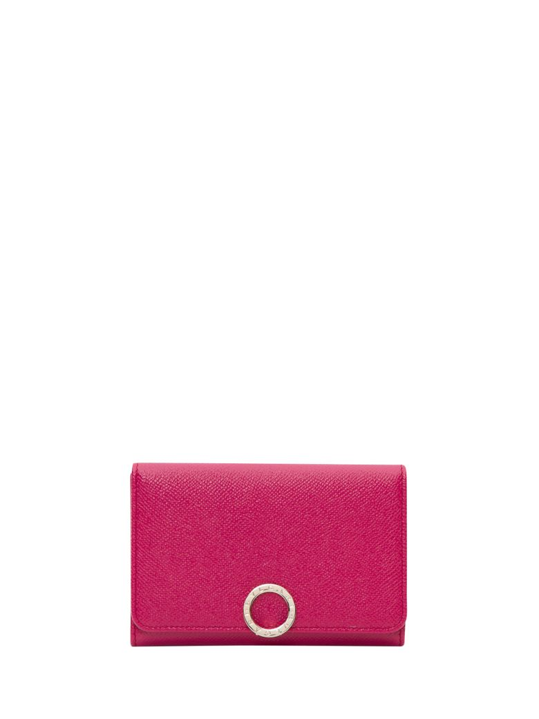 Bulgari Bvalgari Bvlgari Wallet - Pink