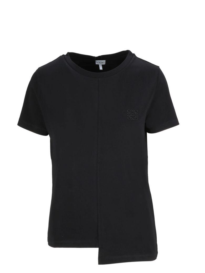 Loewe Logo T-shirt - Black