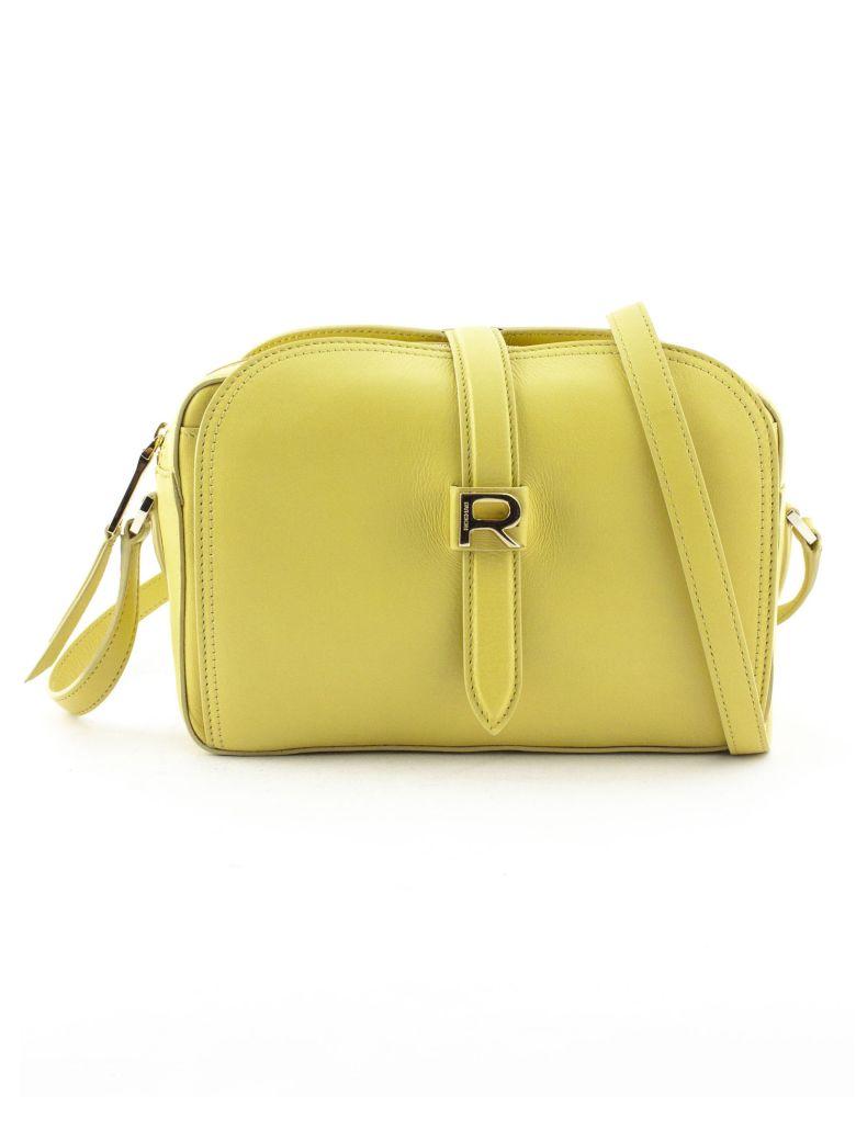 Rochas Yellow Leather Mini Bag - Giallo