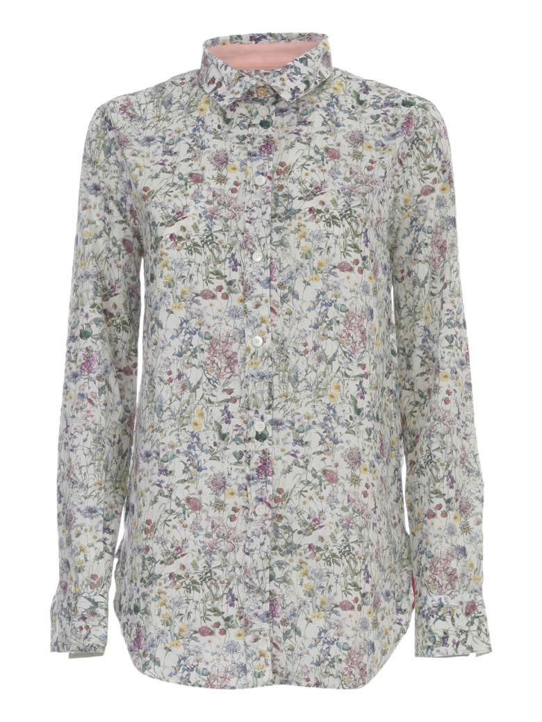 Paul Smith Shirt L/s Flowers Multicolour - Multi