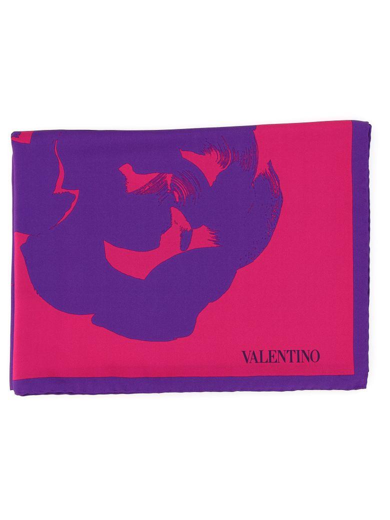 Valentino Garavani Foulard - Hot pink