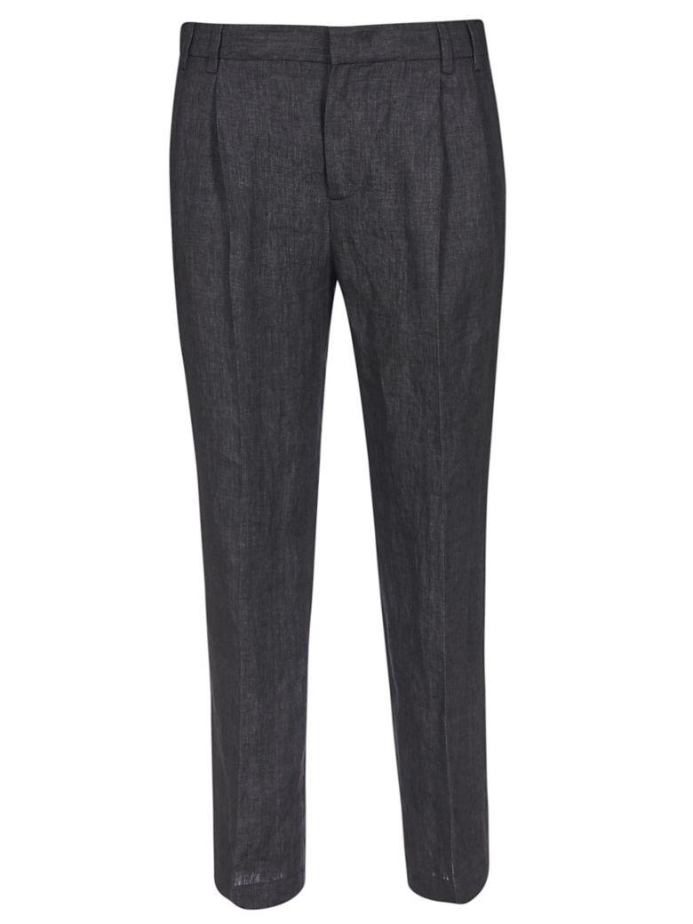 Aspesi Straight Leg Trousers - Blue