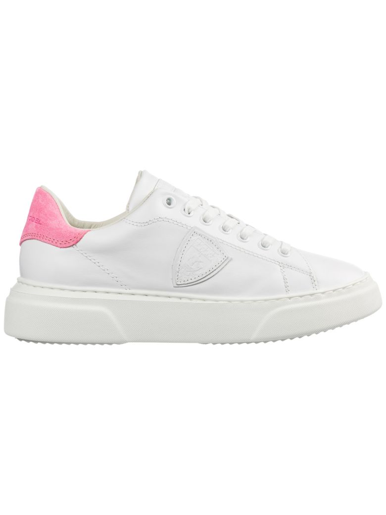 Philippe Model  Shoes Leather Trainers Sneakers Temple - Basic