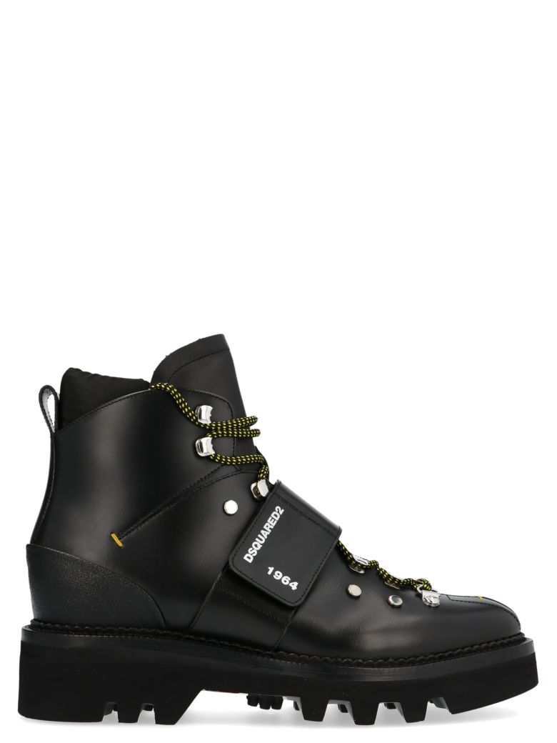 Dsquared2 'hector' Shoes - Black
