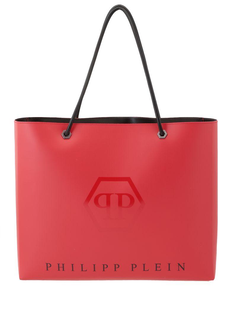 Philipp Plein Borsa In Pelle - RED