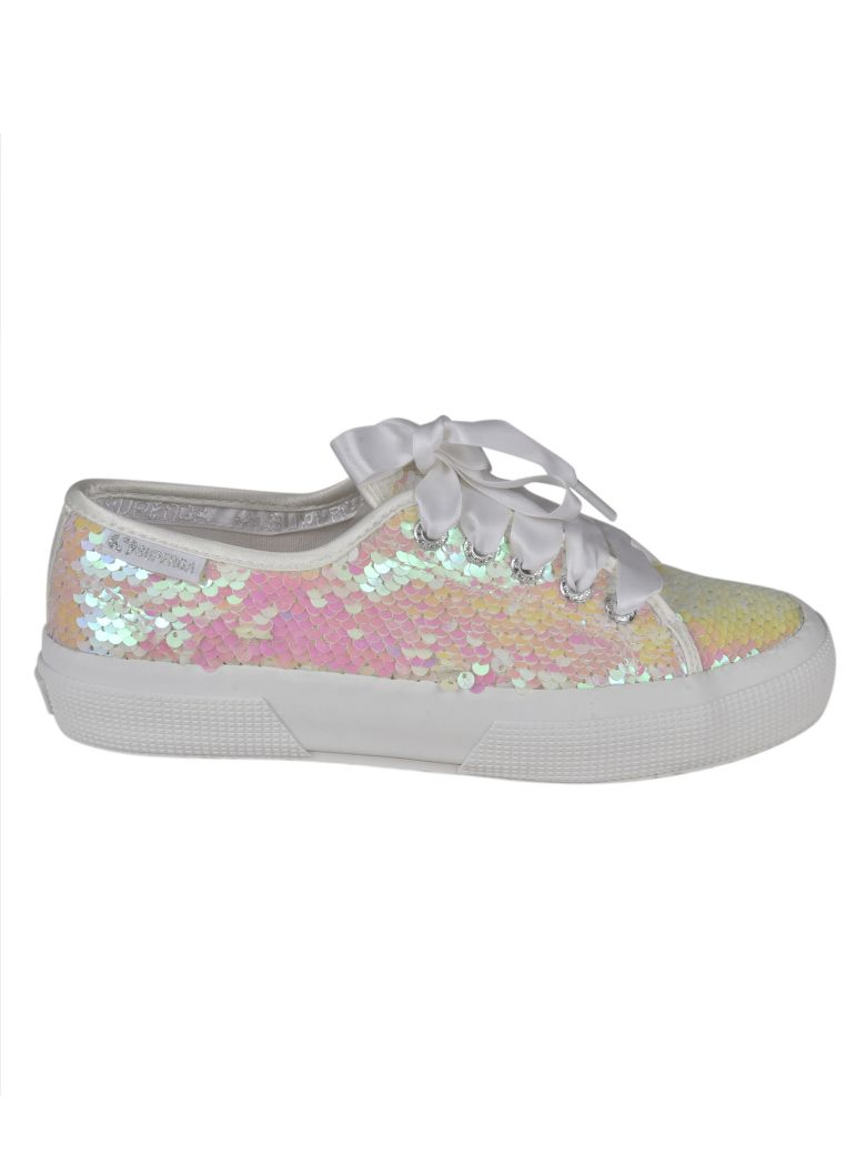 Superga Sequined Sneakers - Basic