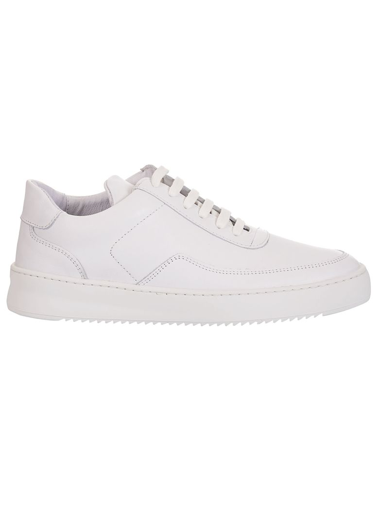 Filling Pieces Nardo Sneakers - White