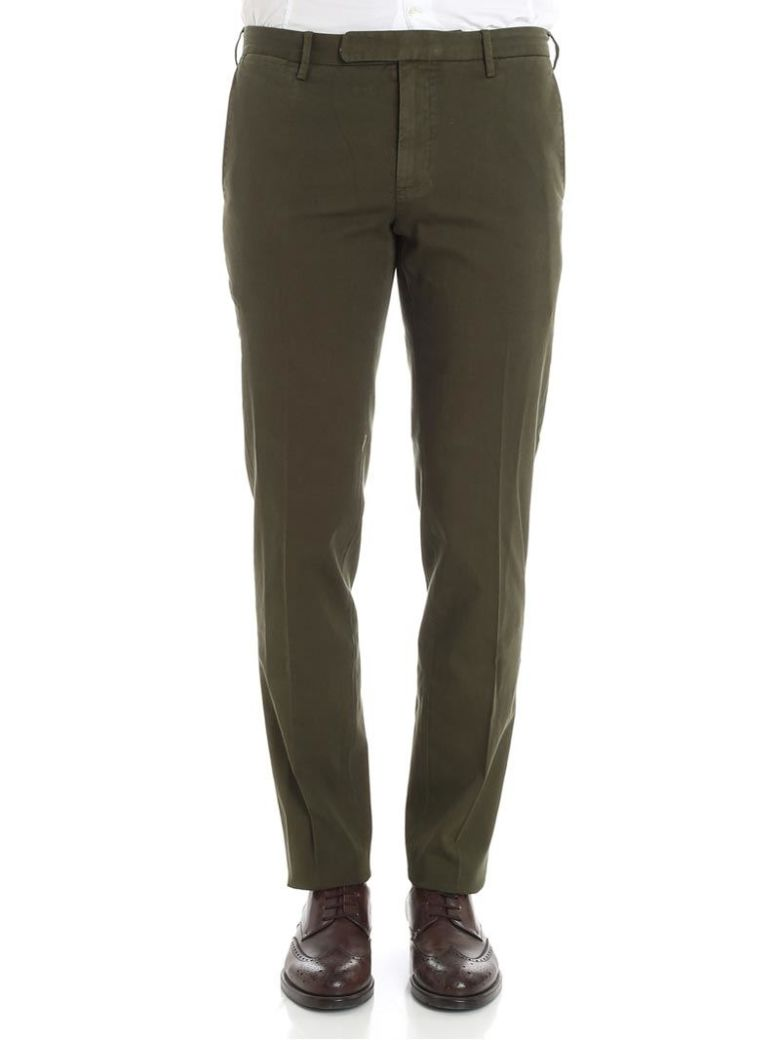 Brooks Brothers Trousers Cotton - Basic