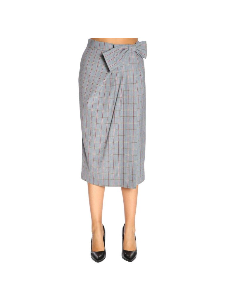 Stella Jean Skirt Skirt Women Stella Jean - gnawed blue