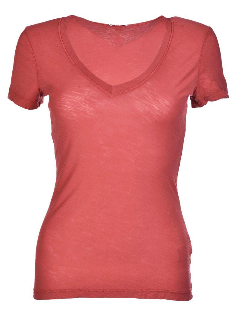 James Perse V-neck T-shirt - SNS