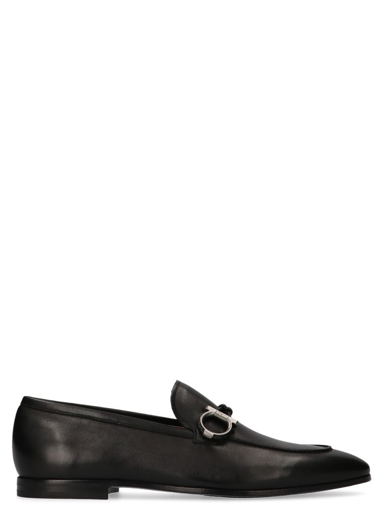 Salvatore Ferragamo 'america' Shoes - Black