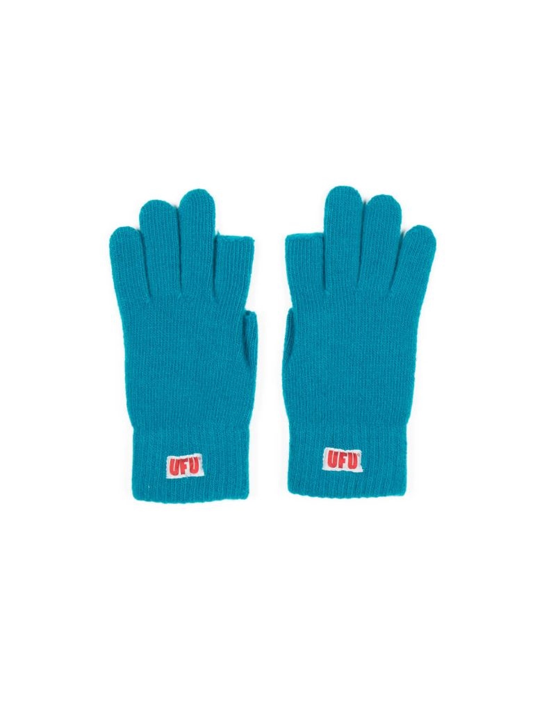 Used Future Tip Gloves - Blue