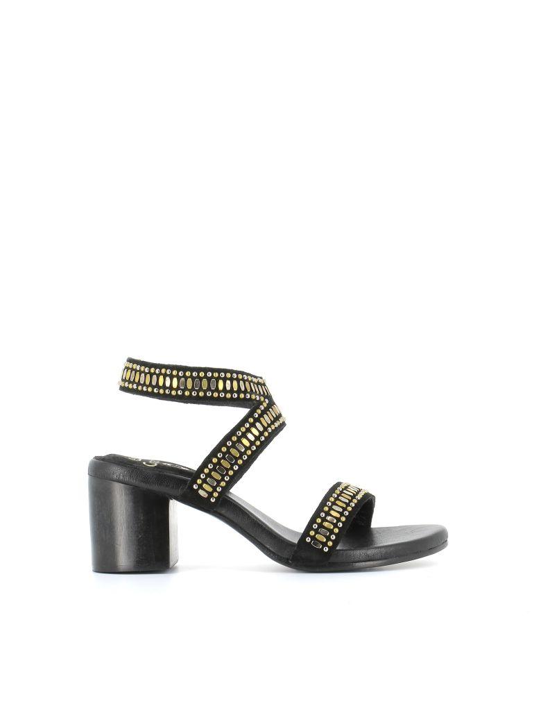 "Calleen Cordero Sandals ""mesa"" - Black"