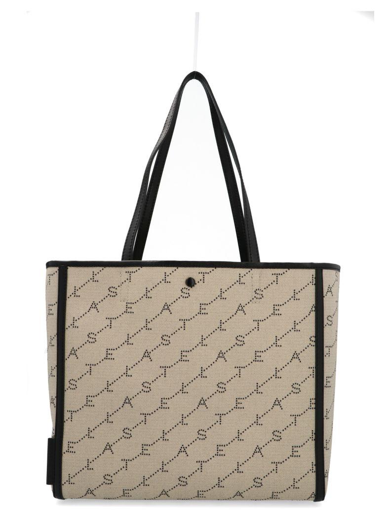 Stella McCartney 'the Logo Bag' Bag - Beige