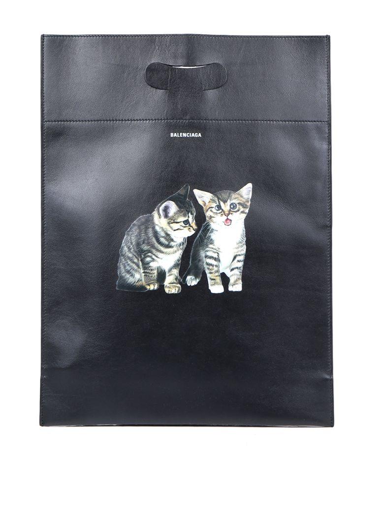 Balenciaga - Handbag - Noir/blanc