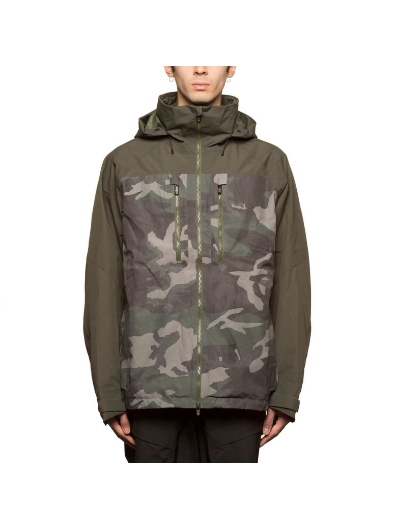 Burton Goretex Swash Jacket - Green