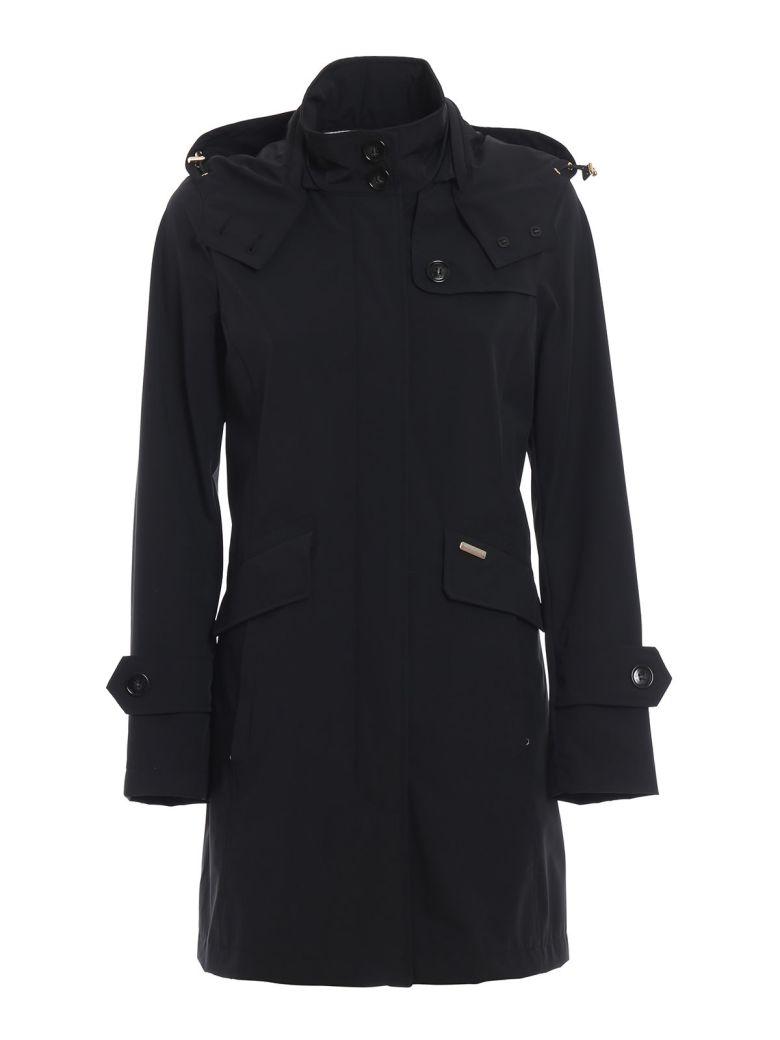 Woolrich Fayette Coat - Black
