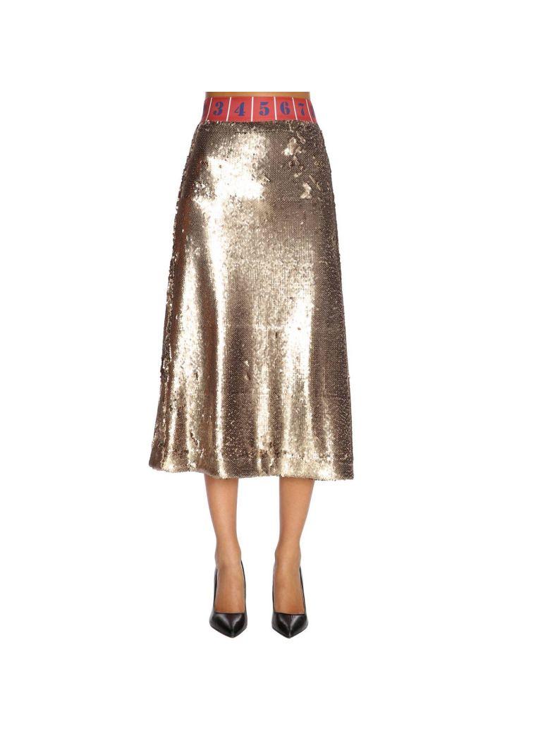 Stella Jean Skirt Skirt Women Stella Jean - gold