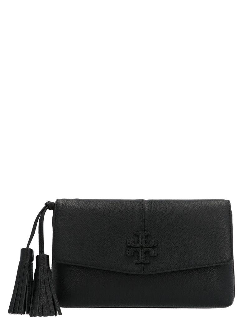 Tory Burch 'mcgraw' Bag - Black