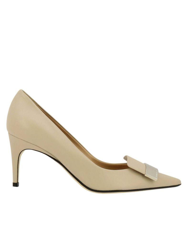 Sergio Rossi Pumps Shoes Women Sergio Rossi - yellow cream