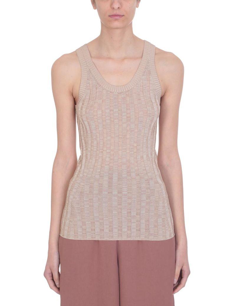 Acne Studios Beige Cotton Katrina Topwear - beige
