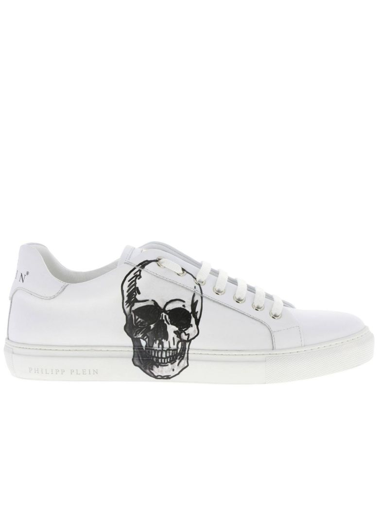 Philipp Plein Sneakers Shoes Men Philipp Plein - white