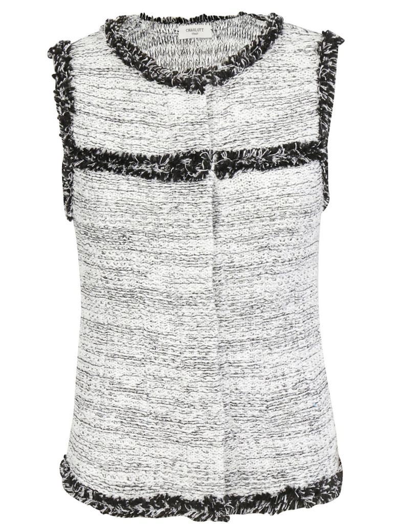 Charlott Fringe Detail Top - Chanel