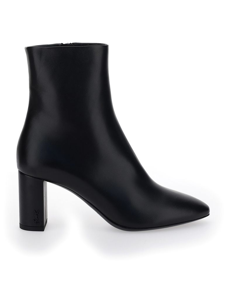 Saint Laurent Boots - Nero