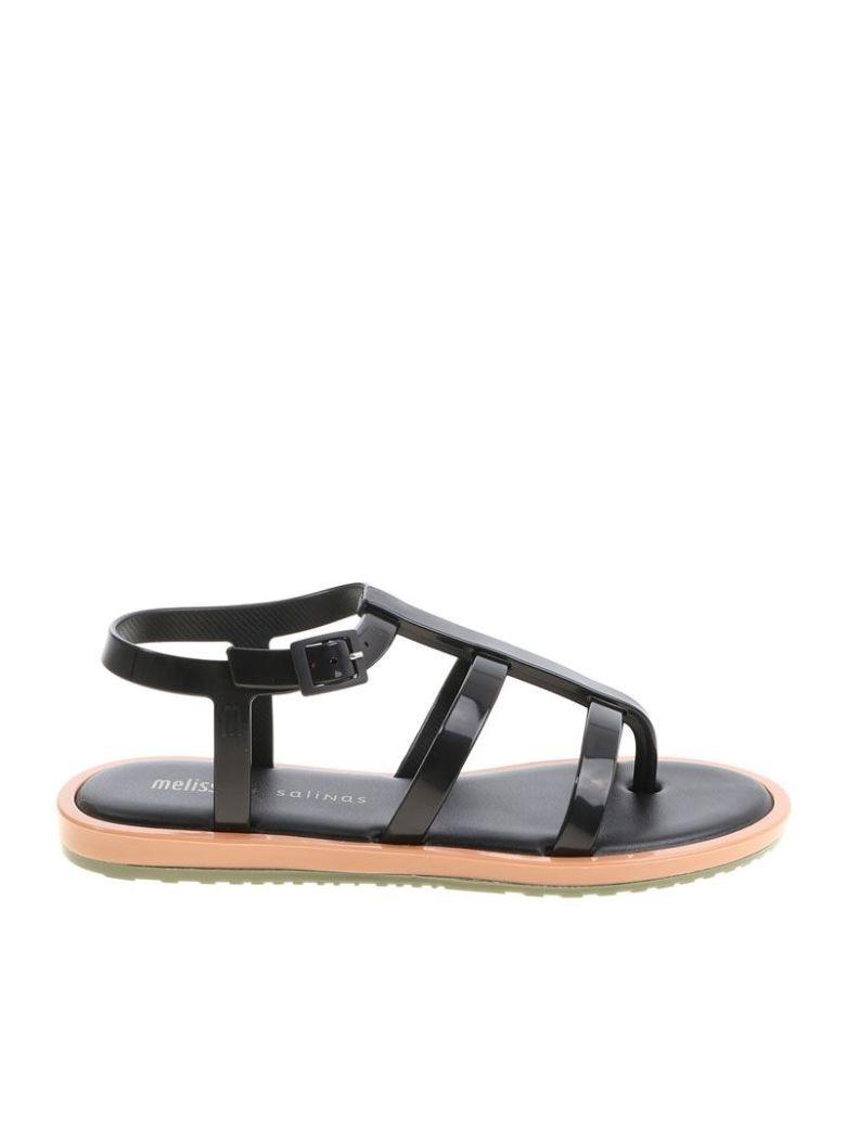Melissa - Caribe Sandals - Black