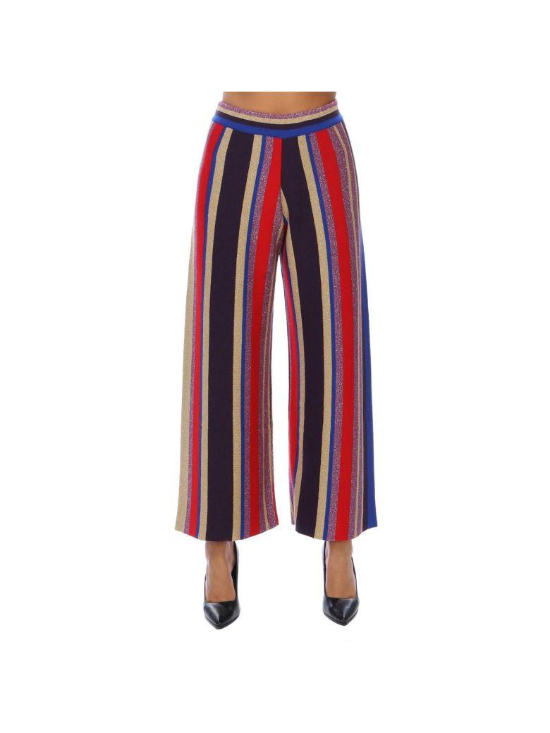 Stella Jean Pants Pants Women Stella Jean - gold