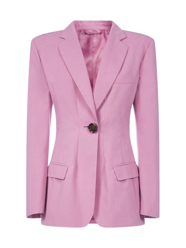The Attico Blazer - Orchid pink