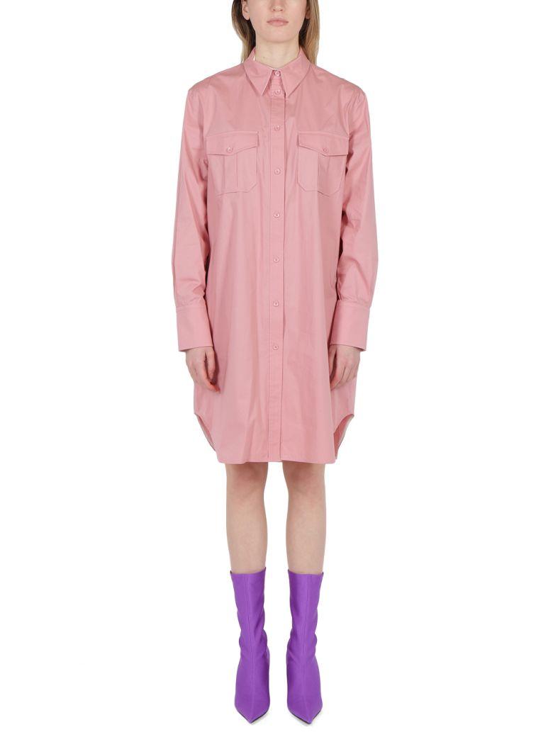 Calvin Klein Tunic Dress - Blush