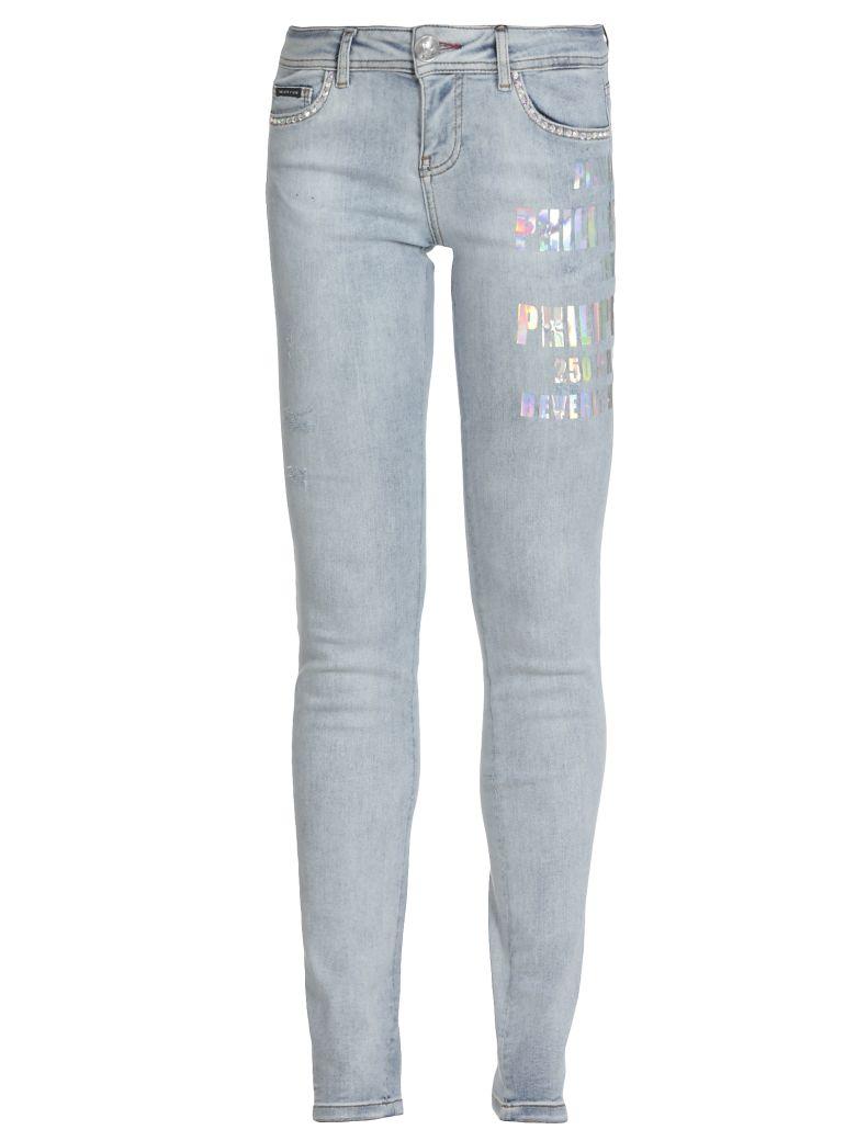 Philipp Plein Jeans Cotton - Basic