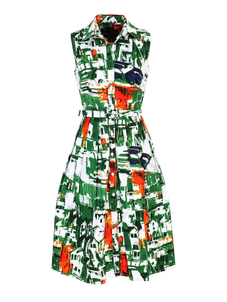 """Samantha Sung """"Audrey"""" dress - Verde"""