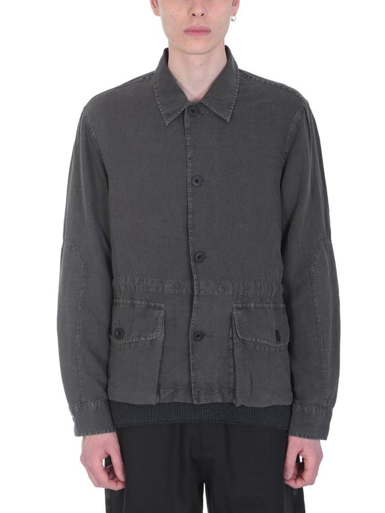 Our Legacy Grey Cotton Jacket - grey