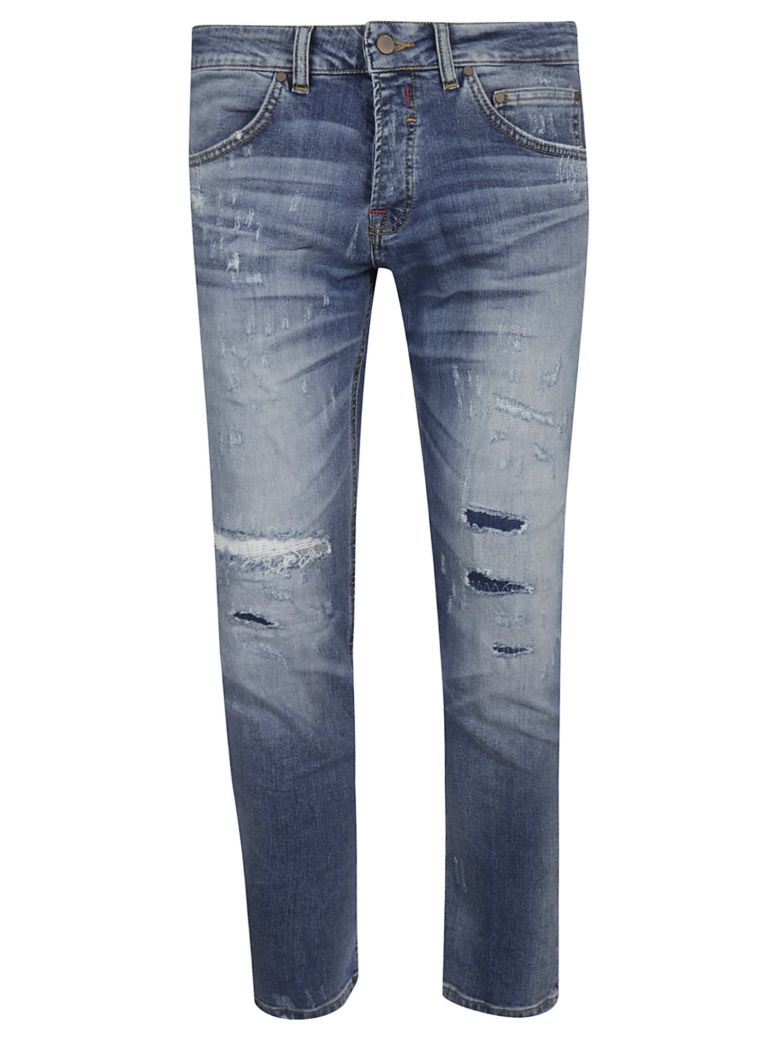 Brian Dales Ripped Jeans - Basic