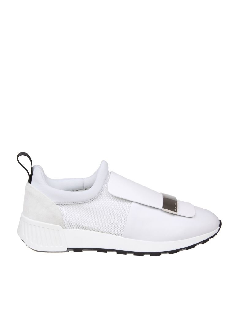 Sergio Rossi Sneakers Sr1 White Color - Multicolor