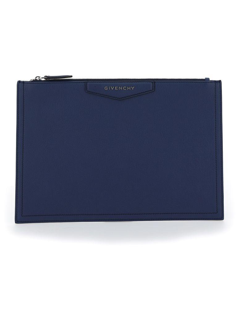 Givenchy Clutch - Midnight blue