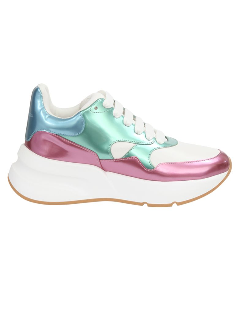 Alexander McQueen Sneakers - Multicolor
